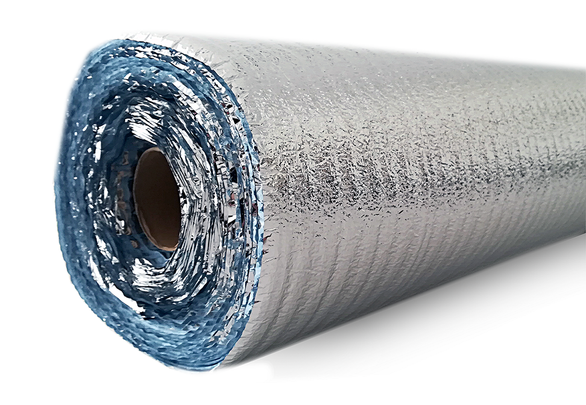 Insulation Underlay PE 2.0 alu