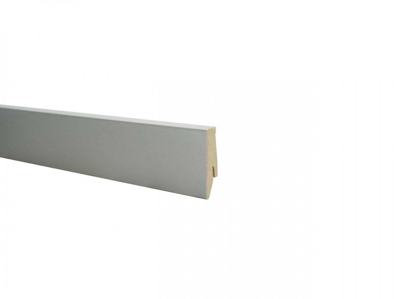9071 Silver MDF Skirting Board K58C