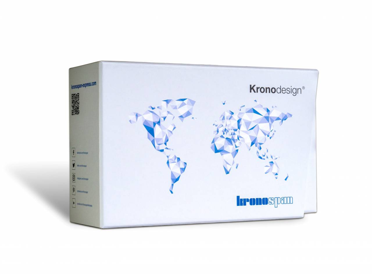 Kronodesign® Global collection 18/22 Swatch set