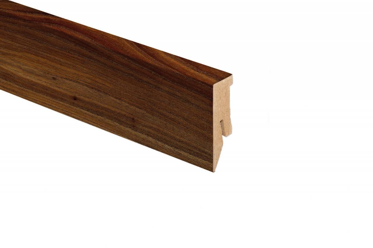 MDF подов перваз с дължина 2.6 м. Препоръчително съчетание с декора на австрийската марка Kaindl® - P80100 Elm Lucia.