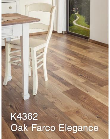 K4381 Oak Fresco Lodge